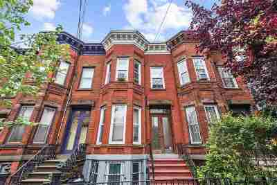 Jersey City Single Family Home For Sale: 23 Emory St