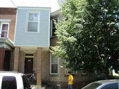 West New York Multi Family Home For Sale: 6035 Monroe Pl