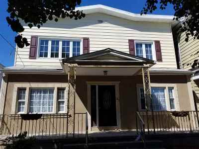 Bayonne Single Family Home For Sale: 65 West 8th St