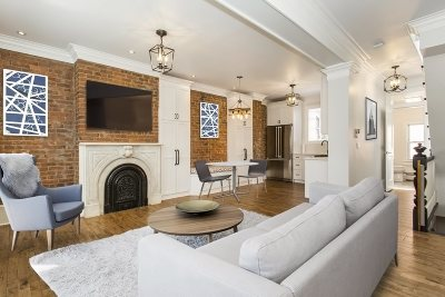 Jersey City Single Family Home For Sale: 497 Monmouth St