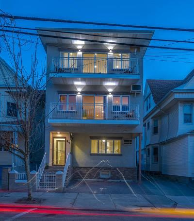 Weehawken Multi Family Home For Sale: 37 47th St