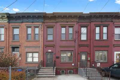 Jersey City Single Family Home For Sale: 277 St Pauls Ave