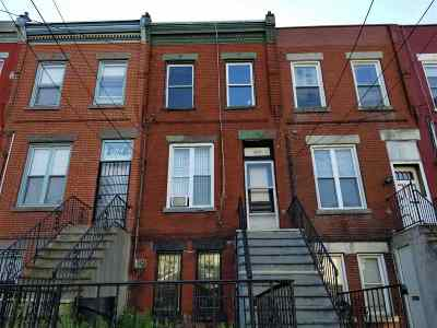Jersey City Single Family Home For Sale: 203 Clerk St