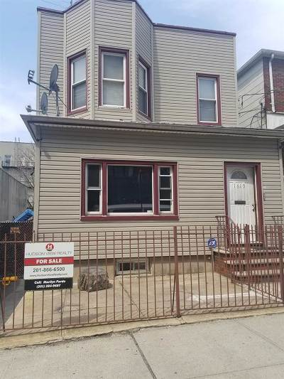Union City Multi Family Home For Sale: 1619 Manhattan Ave