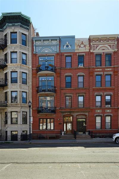 Hoboken Condo/Townhouse For Sale: 1125 Washington St #5