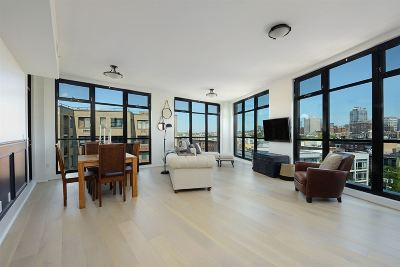 Hoboken Condo/Townhouse For Sale: 84 Willow Ave #PH-A