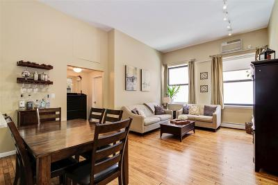 Hoboken Condo/Townhouse For Sale: 501 Adams St #2I