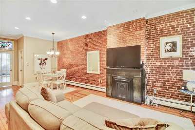 Hoboken Condo/Townhouse For Sale: 933 Willow Ave #4B