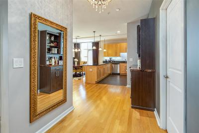 Hoboken Condo/Townhouse For Sale: 1100 Adams St #406