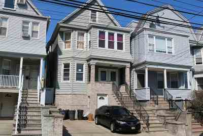 Bayonne Multi Family Home For Sale: 25 West 52nd St