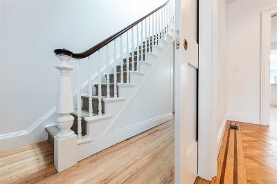 Jersey City Single Family Home For Sale: 130 North St