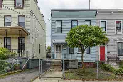 Jersey City Single Family Home For Sale: 243 Virginia Ave