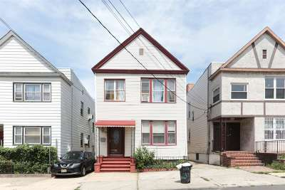 Jersey City Multi Family Home For Sale: 332 Fulton Ave