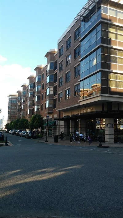 West New York Condo/Townhouse For Sale: 22 Avenue At Port Imperial #432
