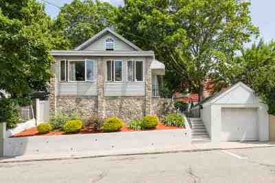 North Bergen Single Family Home For Sale: 7806 Grand Ave