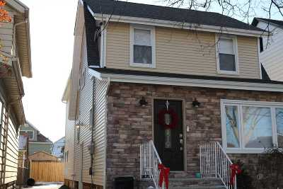 Bayonne Single Family Home For Sale: 136 West 57th St