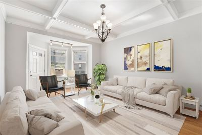 Jersey City Single Family Home For Sale: 5 Romaine Ave