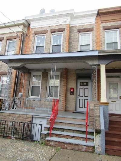 West New York Single Family Home For Sale: 413 57th St