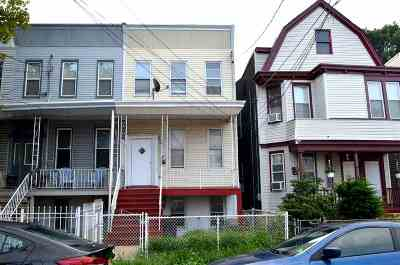 Jersey City Single Family Home For Sale: 278 Princeton Ave