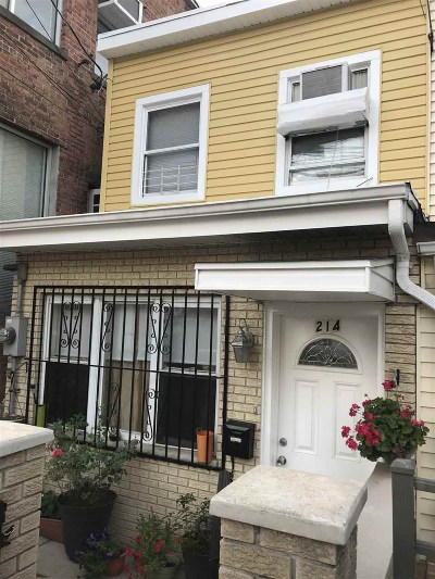 Union City Single Family Home For Sale: 214 19th St