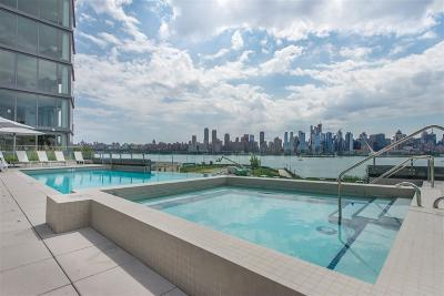 West New York Condo/Townhouse For Sale: 9 Avenue At Port Imperial #611