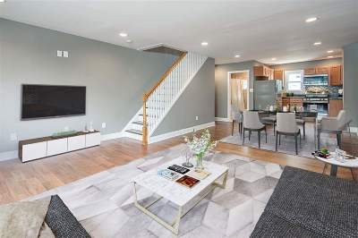 Jersey City Single Family Home For Sale: 225 Terrace Ave