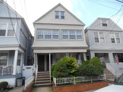 Bayonne Multi Family Home For Sale: 98 West 4th St