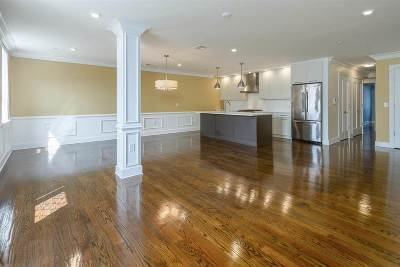 Jersey City NJ Condo/Townhouse For Sale: $975,000