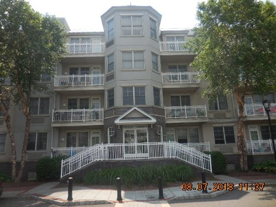 Jersey City NJ Condo/Townhouse For Sale: $249,000
