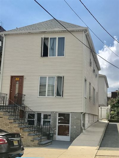 North Bergen Single Family Home For Sale: 509 73rd St