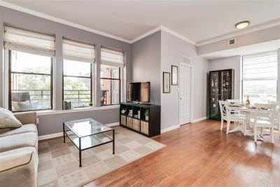 Jersey City NJ Condo/Townhouse For Sale: $535,000