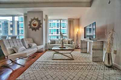 Jersey City NJ Condo/Townhouse For Sale: $1,400,000