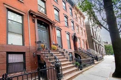 Jersey City Single Family Home For Sale: 99 Mercer St #1