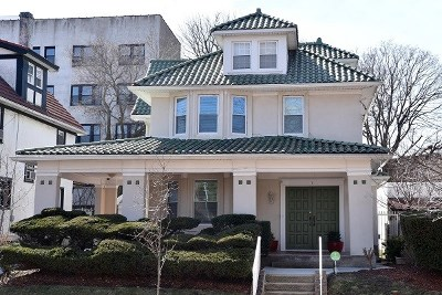 North Bergen Single Family Home For Sale: 5 75th St