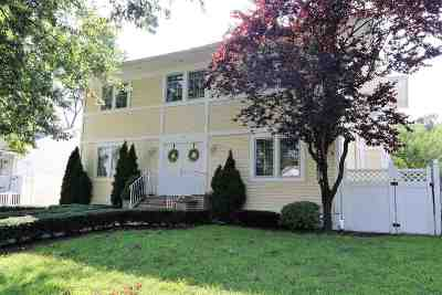 Hasbrouck Heights Single Family Home For Sale: 187 Field Ave