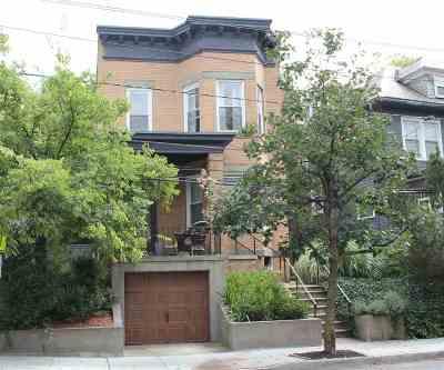 Weehawken Multi Family Home For Sale: 62 Hauxhurst Ave