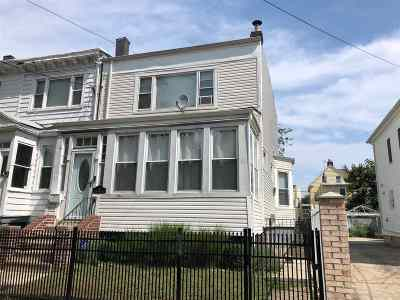 Jersey City Single Family Home For Sale: 26 Clendenny Ave