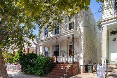 Jersey City NJ Multi Family Home For Sale: $440,000