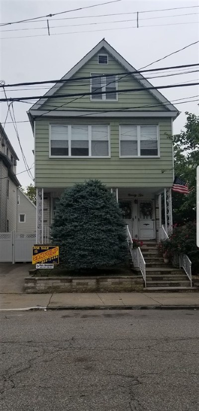 Bayonne Multi Family Home For Sale: 92 Trask Ave