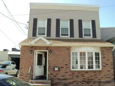 North Bergen Single Family Home For Sale: 1715 40th St