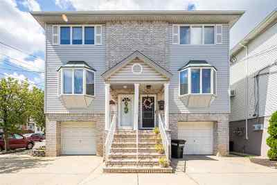 Bayonne Single Family Home For Sale: 71 Trask Ave