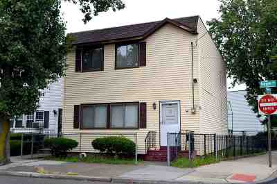 Jersey City Single Family Home For Sale: 310 Bergen Ave