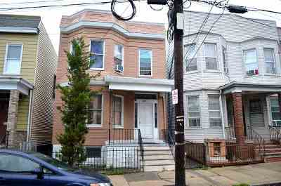 West New York Multi Family Home For Sale: 317 59th St