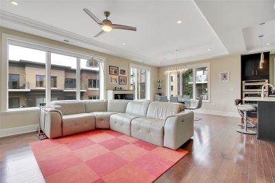 Weehawken Condo/Townhouse For Sale: 250 Henley Pl #410