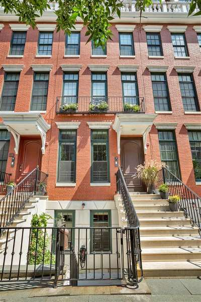 Jersey City Single Family Home For Sale: 114 River St