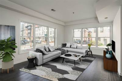 Hoboken NJ Condo/Townhouse For Sale: $748,900