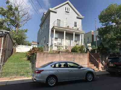 West New York Multi Family Home For Sale: 6401 Polk St #2nd