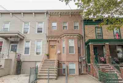 Jersey City Single Family Home For Sale: 24 Irving St