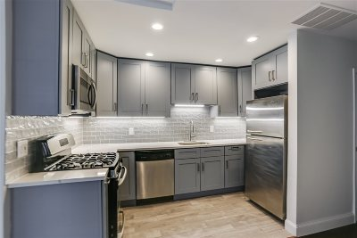 Weehawken Condo/Townhouse For Sale: 941 Blvd East #1A