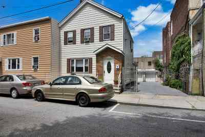 West New York Single Family Home For Sale: 5905 Washington St
